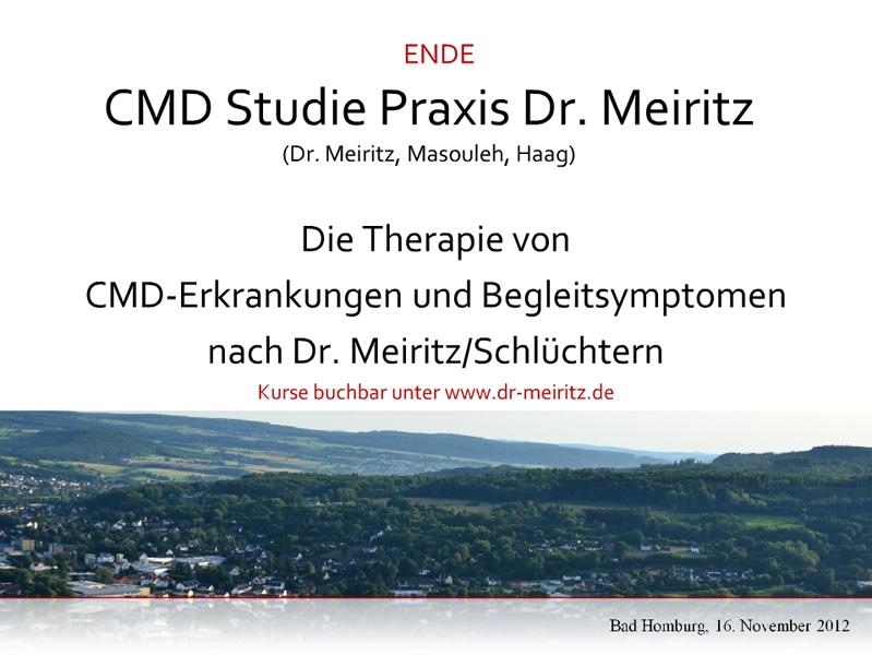 CMD Studie