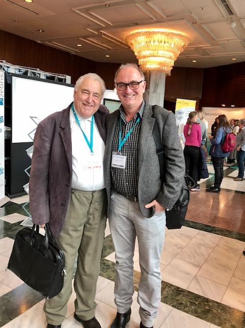 Professor Dr. Jochen Fanghänel/ Universität Regensburg und Dr. Meiritz